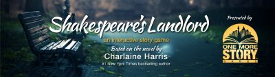 Announcing #1 NYT Author Charlaine Harris